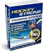 Specific Off Ice Training For Hockey Goalies And Skaters