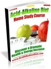 Acid Alkaline Diet Course - $109.43 Avg Commission