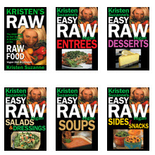 Kristens Raw Food Recipes Review