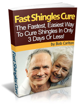 Fast Shingles Cure Ebook
