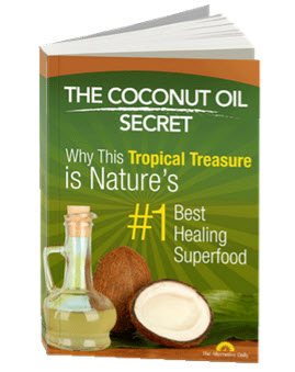 Coconut Oil Secret - Best Healing Superfood