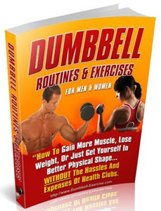 Dumbbell Exercises and Lifting Routines